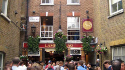 Pub Lamb & Flag em Londres